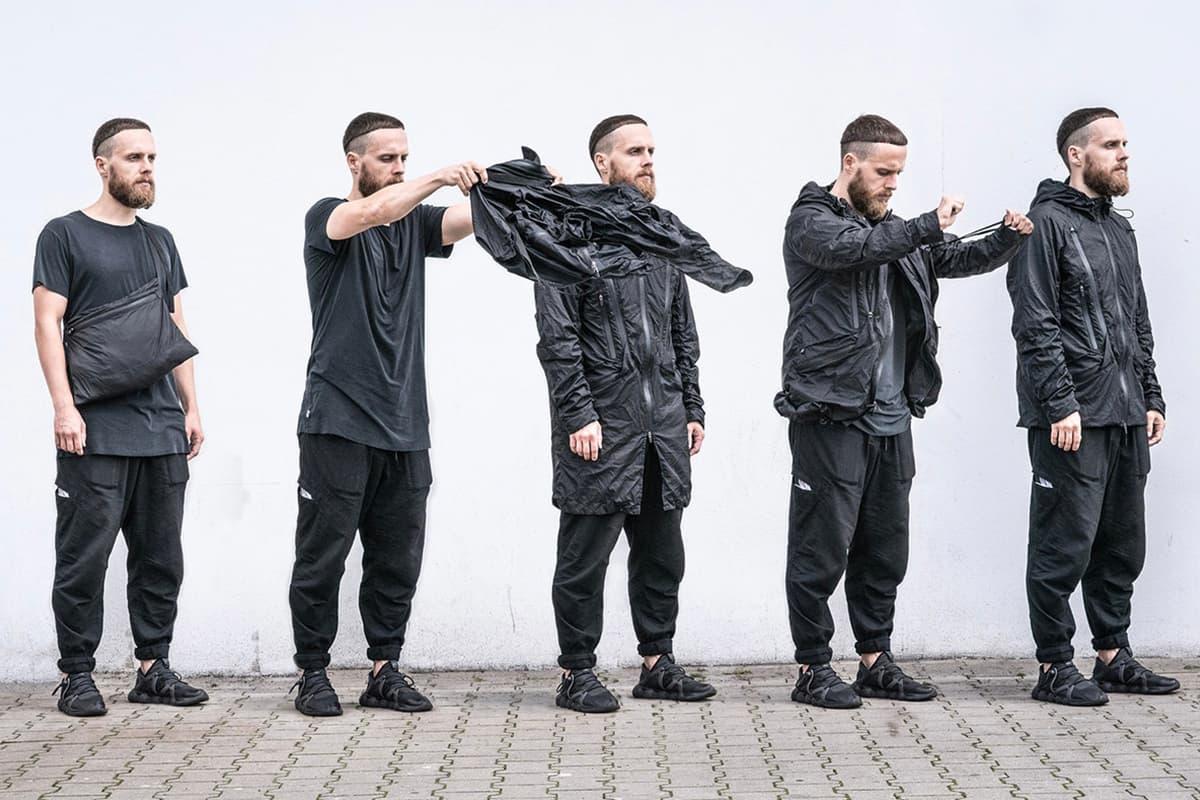 Kickstarter 實驗之作—City Jacket by Riot Division 正式推出