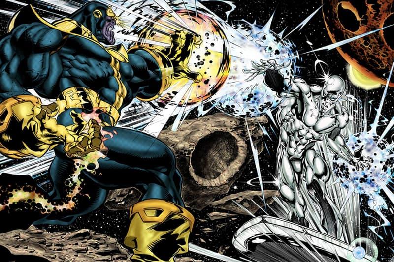《Avengers: Infinity War》導演回答「銀色衝浪手」的登場傳聞
