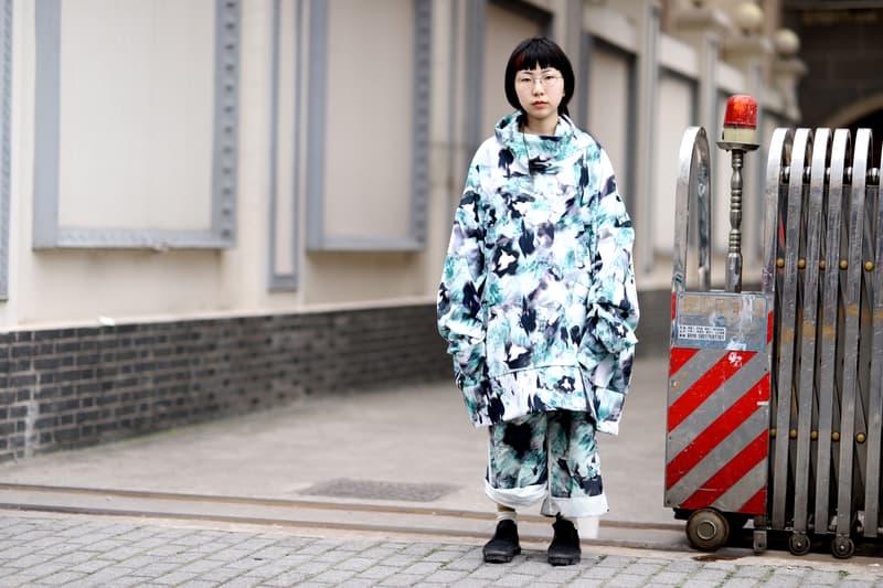 Street Style: 2018 秋冬上海時裝周街拍特輯
