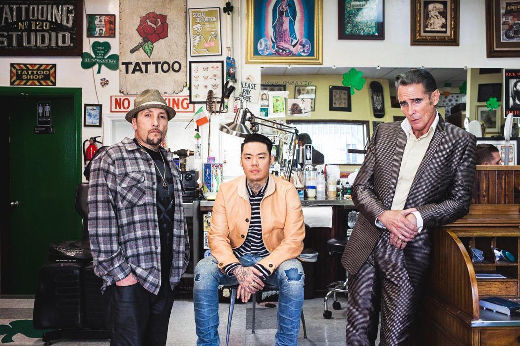 Tat-Talk #006:務必認識的傳奇加州紋身店 Shamrock Social Club
