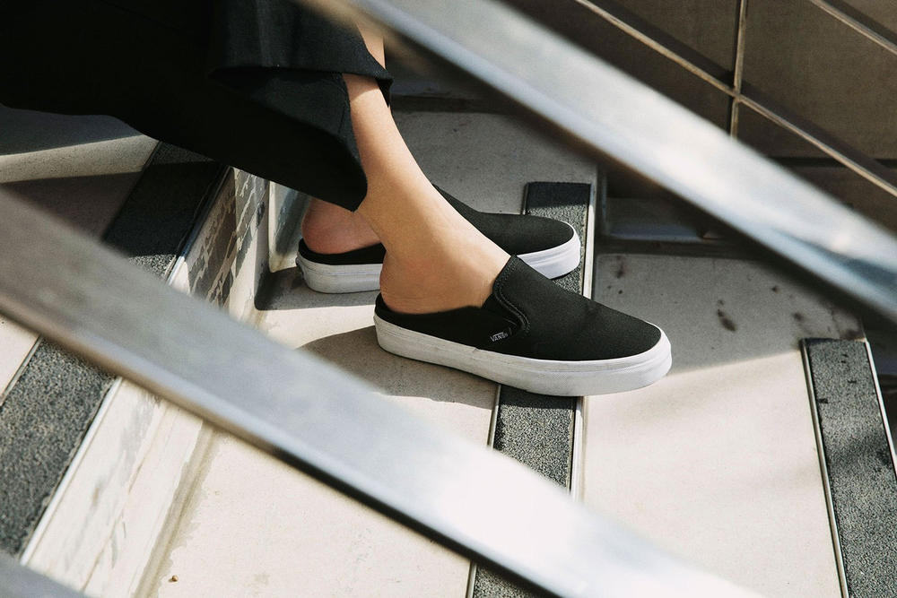真 · 懶人鞋!Vans KR 推出 Old Skool&Slip-On 變奏鞋款