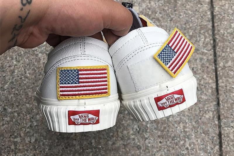 宇宙級聯名-Vans x NASA 鞋款網上曝光