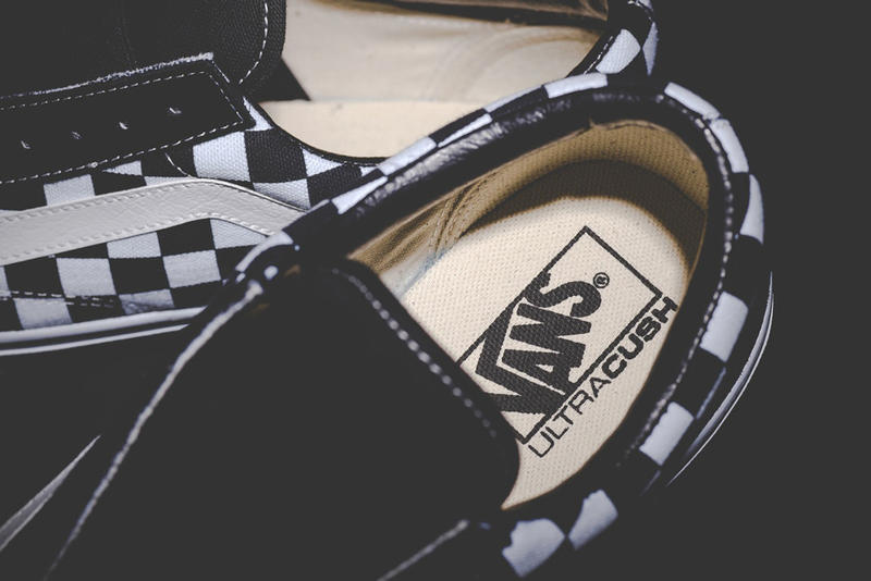 BILLY'S 重新推出 Vans Old Skool Band 鞋款