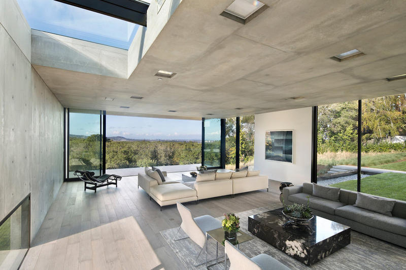 走進售價 $2,980 萬美元打造的玻璃豪宅 - 96 Ridge View Drive