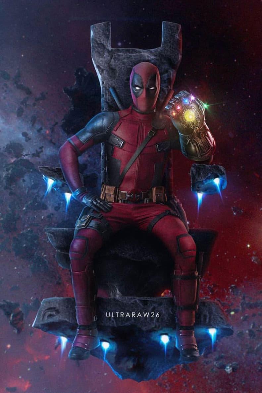 Deadpool 獲得了 Infinity Gauntlet 無限手套?