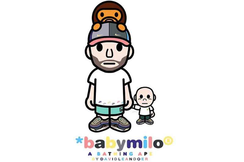Sean Wotherspoon 或將與 BABY MILO® 聯名?