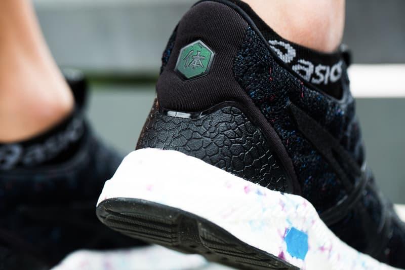 電音教父 Steve Aoki 代言!ASICS 推出全新鞋款 HYPERGEL-KENZEN
