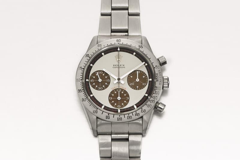 Rolex Daytona「Paul Newman」於 Sotheby's 日內瓦拍賣會再次以天價成交