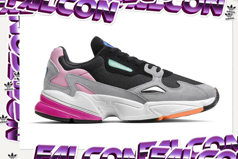 adidas Originals 全新鞋款 Falcon W 香港上架情報