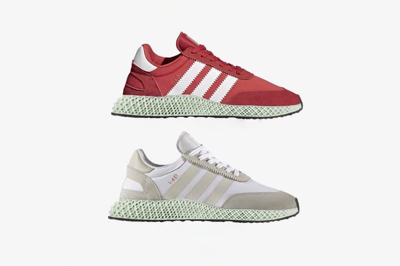 adidas Originals 全新鞋款 I-4D 或將在秋季登場