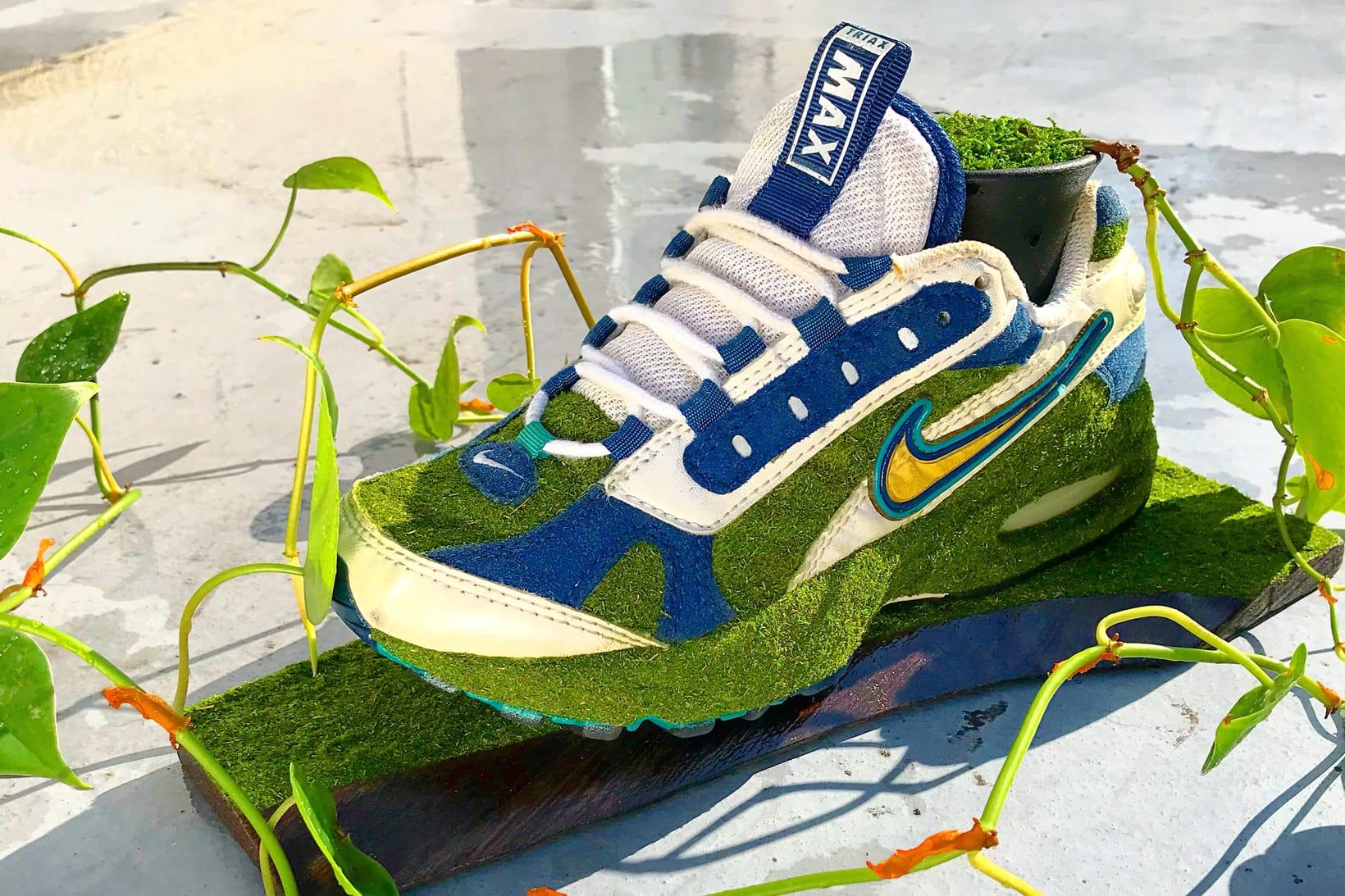 Shoetree 將于東京舉辦全新球鞋盆栽展覽