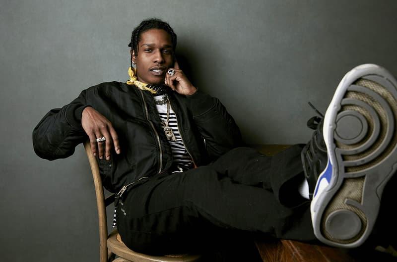 正式發布!即刻聆聽 A$AP Rocky 最新專輯《Testing》