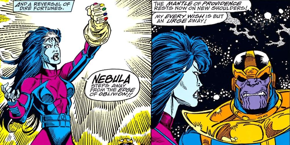 理論推說 Gamora 是在《Avengers 4》擊敗 Thanos 的關鍵