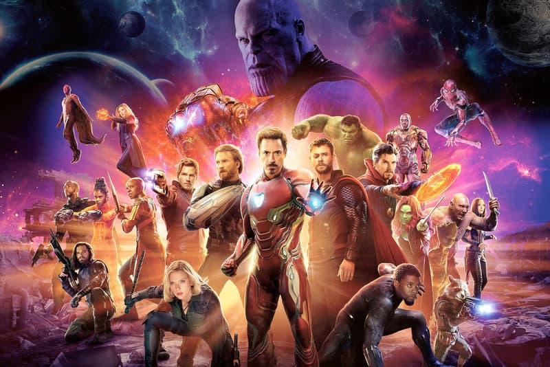 IMDb 用戶總結《Avengers : Infinity War》每位角色的上場時間