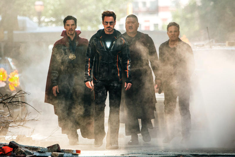 《Avengers : Infinity War》成為史上最快刷下 10 億美元票房的電影