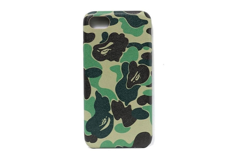 A Bathing Ape 全新推出 ABC CAMO iPhone 8、iPhone 8 Plus 及 iPhone X 保護套
