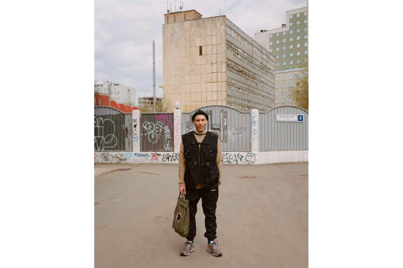 BELIEF Moscow 以日本高端街頭品牌打造 2018 春夏造型特輯