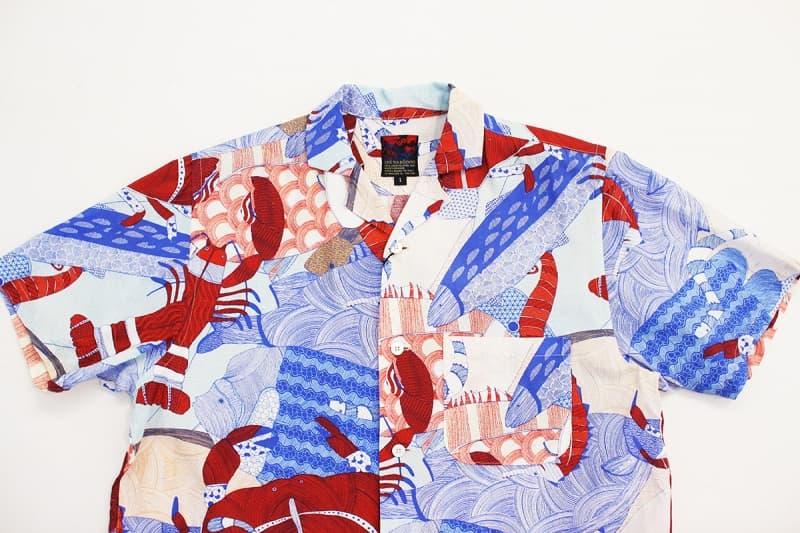 美如古畫 - BRU NA BOINNE 春夏 Aloha Shirt 新作