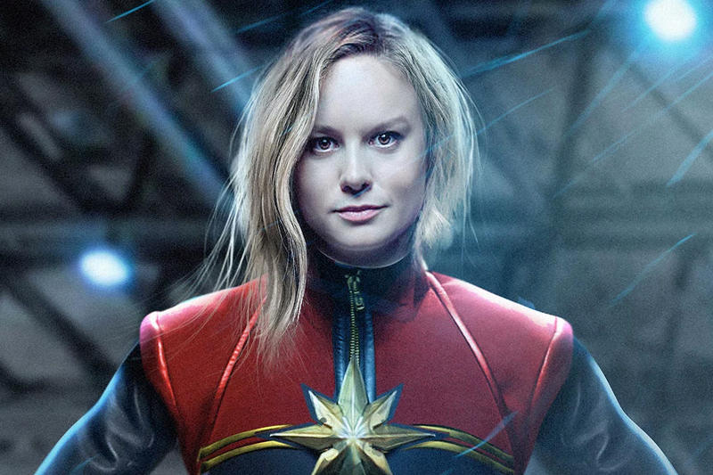 人氣爆發!用戶近日在 Google 瘋狂搜尋 Captain Marvel