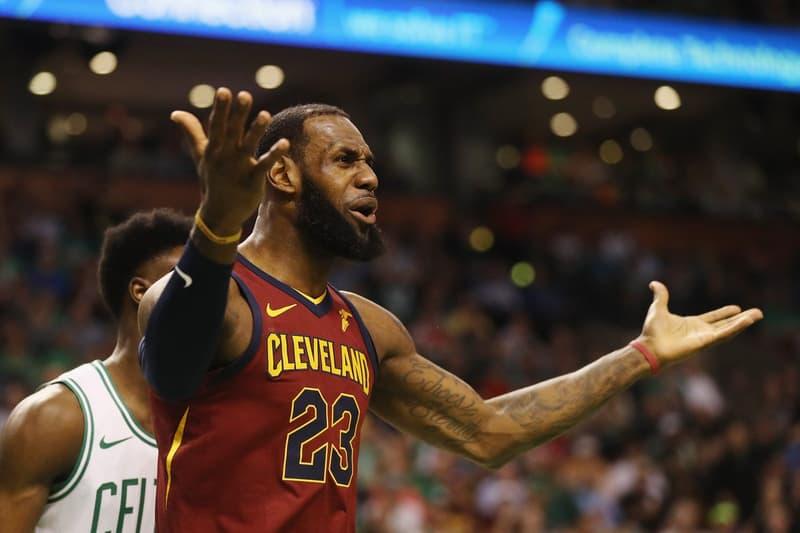 LeBron 獨力難支!?東岸決賽第二戰 Cavaliers 再敗於 Celtics