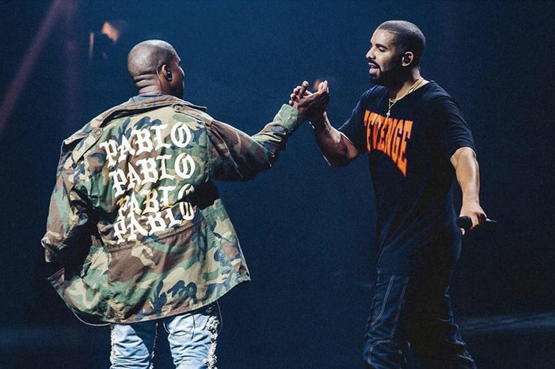 反目成仇 − Drake、Kanye West、Pusha T 三人戰火持續延燒