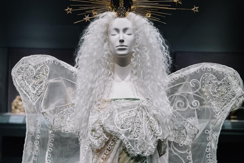 走進 Met Gala 2018「Heavenly Bodies: Fashion and the Catholic Imagination」主題展覽