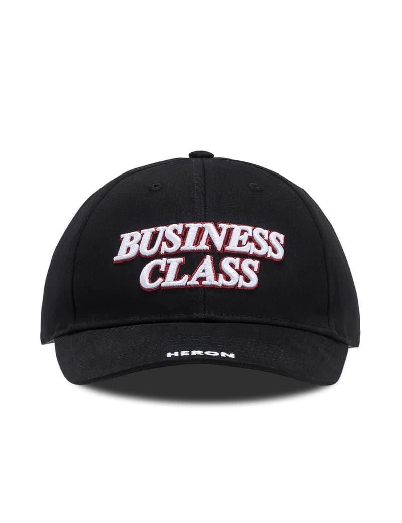 Heron Preston 將推出 HBX 限定服飾系列「Business Class」