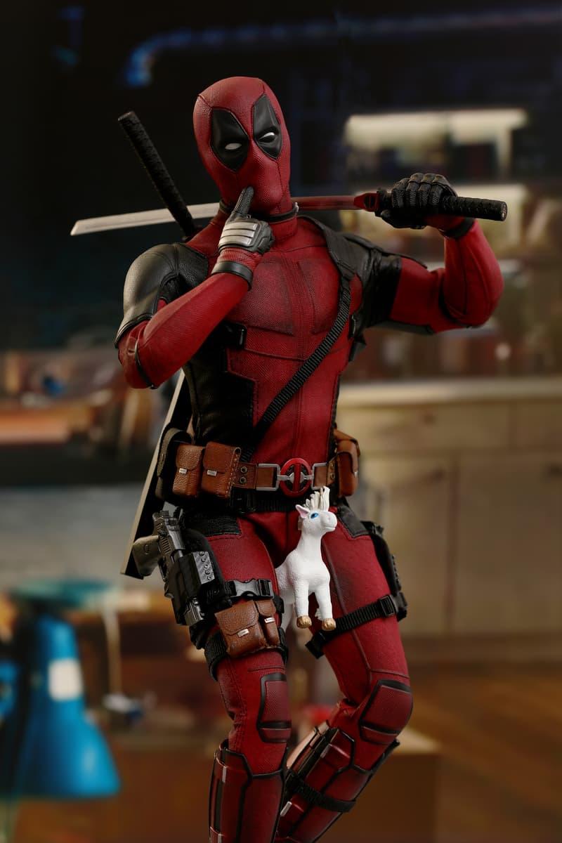 Hot Toys 最新《Deadpool 2》死侍珍藏人偶登場