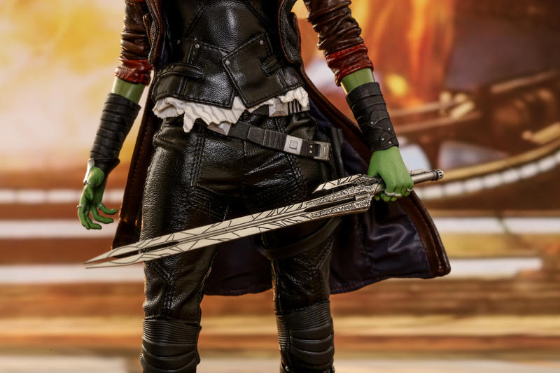 Hot Toys 最新《Guardians of the Galaxy Vol. 2》Gamora 珍藏人偶登場