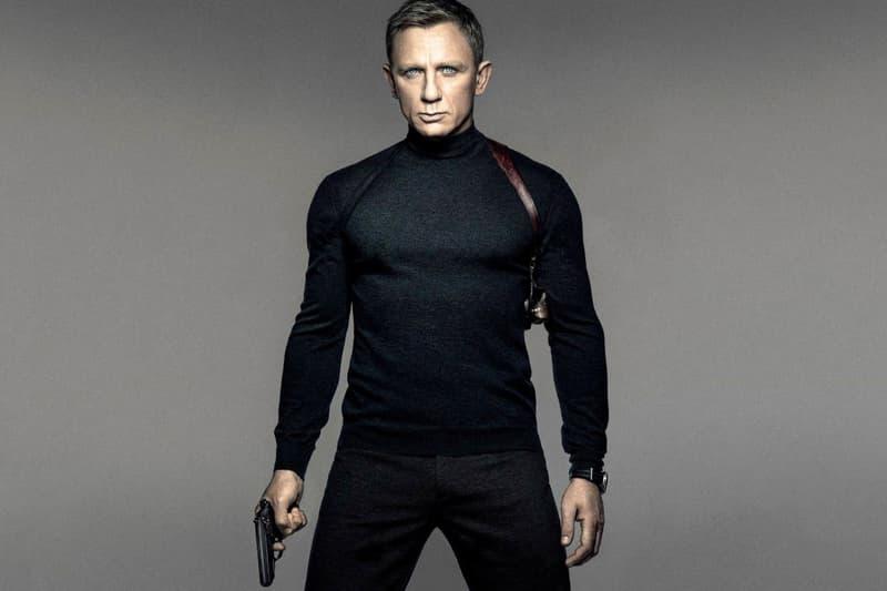 第 25 部《007》電影上映日期正式確認