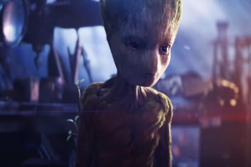 James Gunn 解釋《Avengers : Infinity War》末段 Groot 的最後一句話