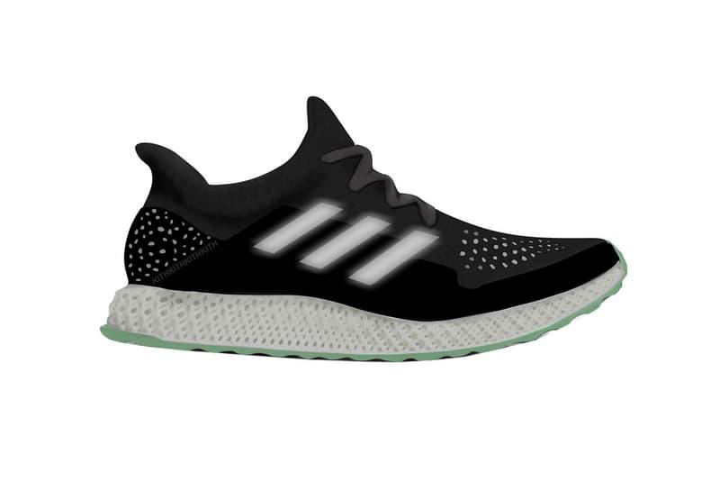 KITH x adidas 4D Runner 聯乘系列或將於今年十月登場