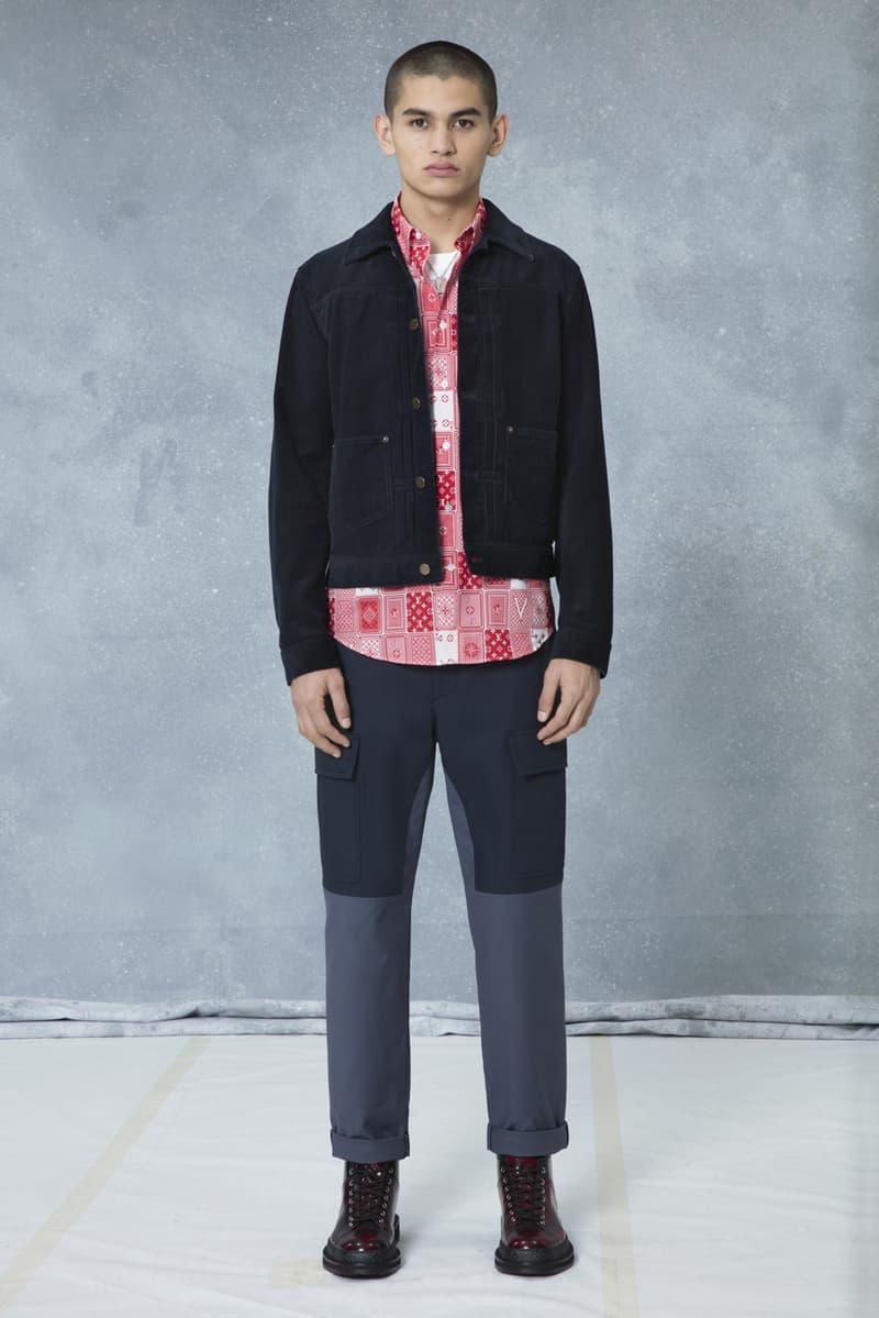 Louis Vuitton 2018 早秋完整服裝系列登場