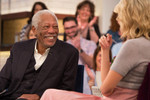 Picture of Entertainment Tonight 公佈 Morgan Freeman 未曾公開的性騷擾片段合集