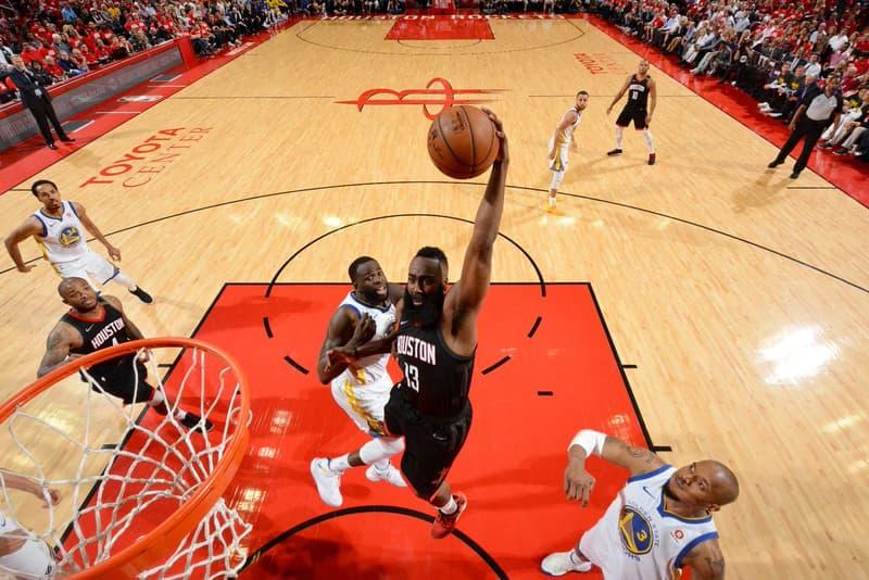 相互拉鋸!西岸決賽第五戰 Rockets 再挫 Warriors