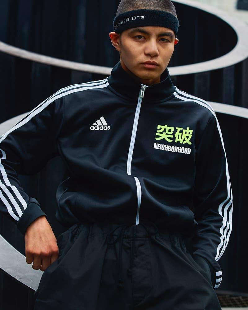 NEIGHBORHOOD x adidas Originals 聯乘「勝色」系列 Lookbook