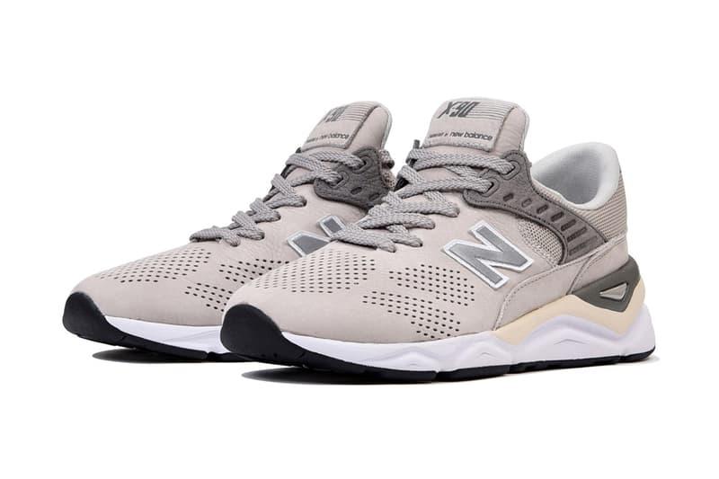 New Balance 正式推出全新跑鞋 X-90