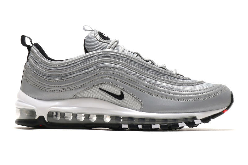 Nike Air Max 97「Reflect Silver」配色突發上架