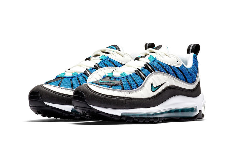 Nike Air Max 98「Blue Nebula」發售日期公佈