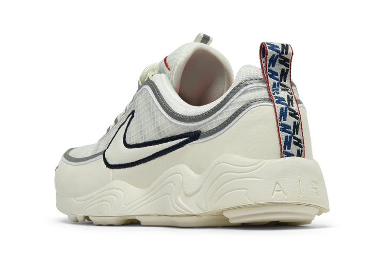 Nike 帶來全新 Off-White 配色 Air Zoom Spiridon SE