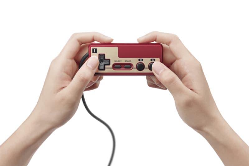 Nintendo 紀念《週刊少年ジャンプ》50 周年推出別注版迷你紅白機