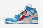 Picture of UPDATE: Off-White™ x Air Jordan 1「UNC」配色官方圖片釋出