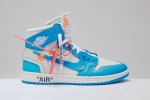 Picture of Off-White™ x Air Jordan 1「UNC」配色突擊登陸 Nike SNKRS