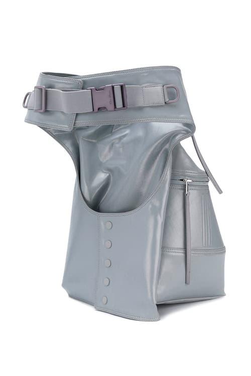 是包袋也是配件!Rick Owens 推出 Double Cargo Backpack