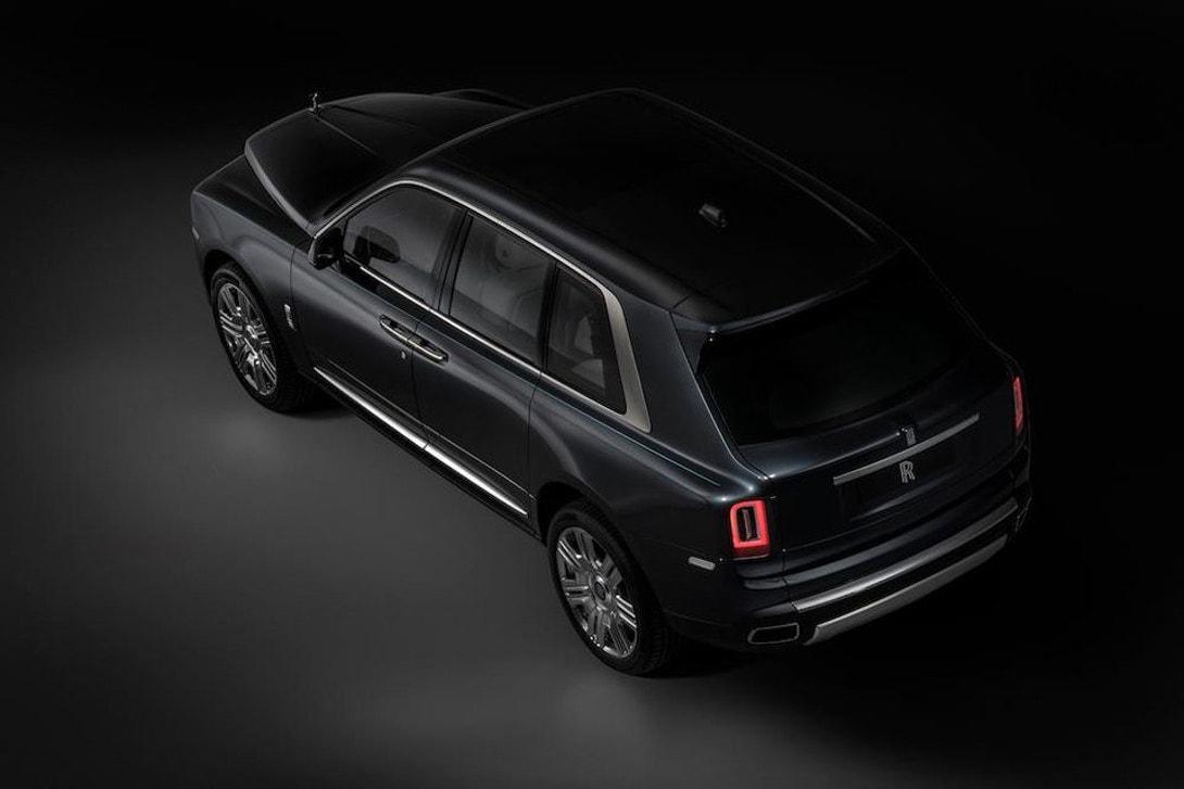 Rolls Royce Cullinan 正式登場!揭開 5 大超豪車廠 SUV 混戰