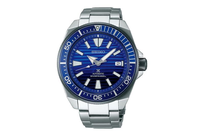 買錶保育-Seiko Prospex 推出「SAVE THE OCEAN」別注版手錶