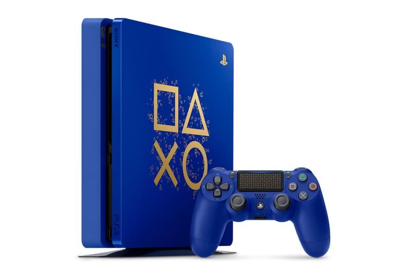 Sony 為 PlayStation 4 打造「Days of Play」別注限量版主機