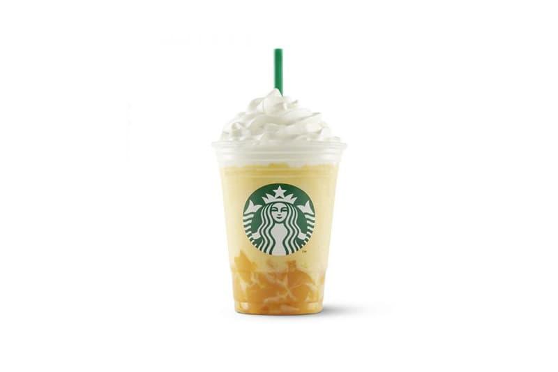 台灣 Starbucks 推出「夏日芒果星冰樂」