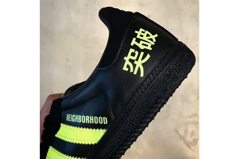 adidas Originals x NEIGHBORHOOD 最新聯乘鞋款曝光!?