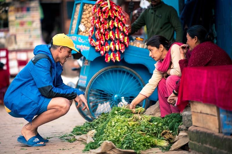 The North Face 為「Khumbu」系列打造 Lookbook